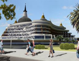 HOLIDAY PARK OTEL CONCEPT